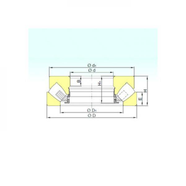 22216EF800 SNR Rolamentos axiais