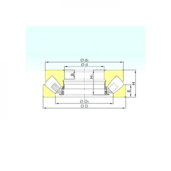 22344VMW33 SNR Rolamentos axiais