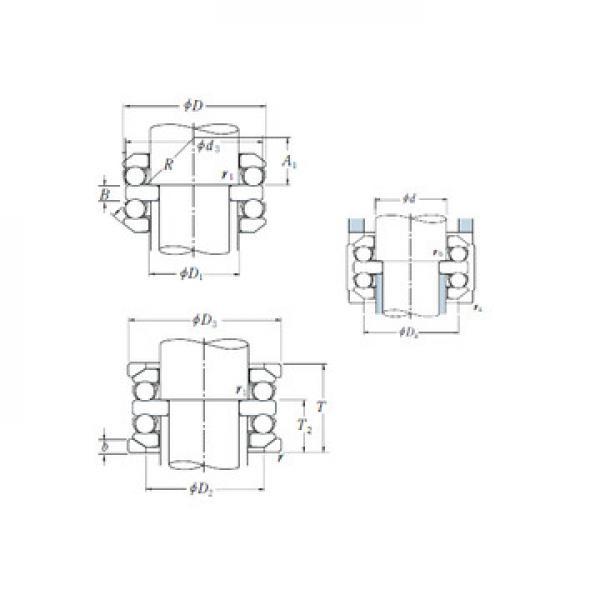 NU 226 ECML SKF Rolamentos axiais de esferas
